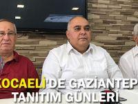 Kocaeli'de Gaziantep tanıtım günleri