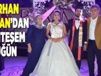Orhan Çakan'dan muhteşem düğün