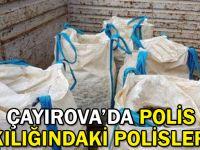 Çayırova'da polis kılığındaki hırsızlar
