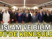 İslam ve Bilim GTÜ'de konuşuldu