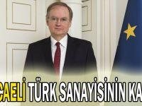 Berger, ''Kocaeli Türk sanayisinin kalbi''