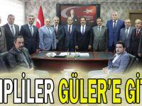 MHPliler, Güler'e gitti