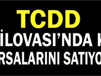 TCDD, Dilovası'nda ki arsalarını satıyor!