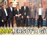 Yaman, Eryarsoy'a gitti