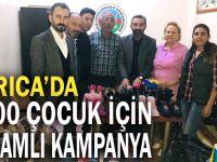 Darıca'da bin 400 öğrenci için anlamlı kampanya