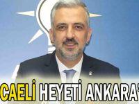 Eryarsoy, ''Kocaeli heyeti Ankara'da''