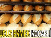 En ucuz ekmek Kocaeli'de