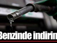 Benzin'in Litre Fiyatına İndirim