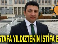AK Parti il yönetiminde şok istifa!