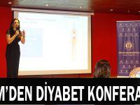 GKM'de diyabet konferansı