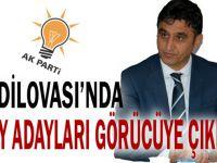 AK Dilovası aday adayları ile buluşacak