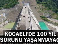 Kocaeli'de 100 yıl su sorunu yaşanmayacak