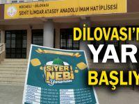 Siyer-i Nebi yarışması Dilovası'nda da başlıyor