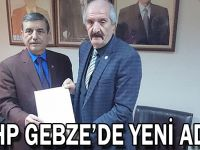 MHP Gebze'de yeni aday