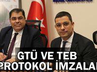 GTÜ ve TEB protokol imzaladı