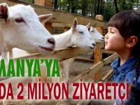 Ormanya'yı 2 milyon kişi ziyaret etti
