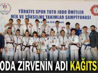 Judoda zirvenin adı Kağıtspor