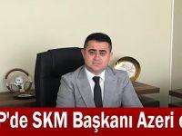 MHP'de SKM Başkanı Azeri oldu