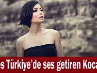 O Ses Türkiye'de ses getiren Kocaelili