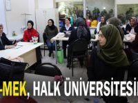 Karaosmanoğlu,''KO-MEK, Halk Üniversitesidir''