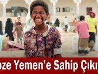 Gebze Yemen'e Sahip Çıkıyor