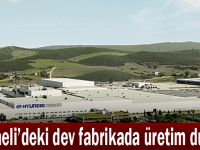Kocaeli'deki dev fabrikada üretim durdu!