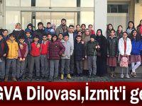 TÜGVA Dilovası, İzmit'i gezdi