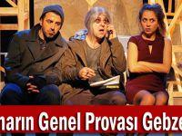İntiharın Genel Provası 09 Ocak'ta Gebze'de