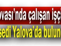 Dilovası'nda ki işçinin cesedi Altınova'da karaya vurdu