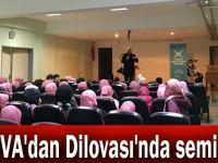 TÜGVA'dan Dilovası'nda seminer