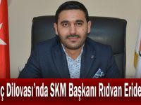 AK Genç Dilovası'nda SKM Başkanı Rıdvan Eriden Oldu