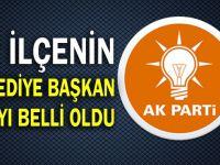 İşte AK Parti'nin ilçe belediye başkan adayları!