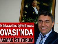 Dilovası Belediye Başkan adayı Şayir'den ilk açıklama!