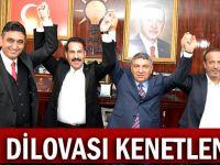 AK Parti Dilovası kenetlendi