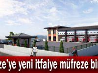 Gebze'ye yeni müfreze binası