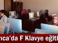 Darıca'da F Klavye eğitimi!