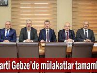 Gebze meclis üyeleri için toplandı