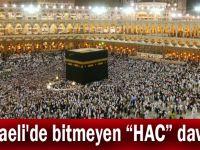 """Kocaeli'de bitmeyen """"HAC"""" davası!"""