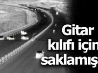Osmangazi köprüsü'nde hareketli anlar!