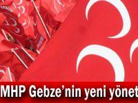 İşte MHP Gebze'nin yeni yönetimi!