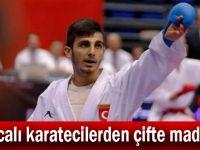 Darıcalı karatecilerden çifte madalya!