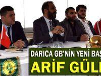 Darıca Gençlerbirliği'e Arif Gülen başkan oldu