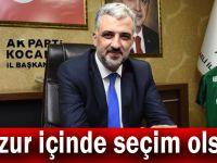 Eryarsoy, 31 Mart seçimleri öncesi mesaj yayımladı