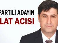 AK Partili adayın evlat acısı