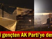 SP'li gençten AK Parti'ye destek