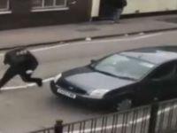 Londra'da Müslümanlara saldırı!