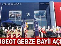 Nazer Peugeot'tan muhteşem açılış