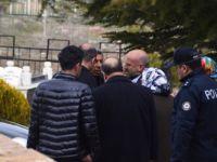 Şehit babasından CHP yöneticilerine tepki: Hangi yüzle geldiniz!