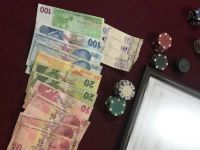 Düğün salonunda kumar operasyonu: 54 gözaltı