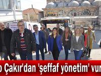 Serap Çakır'dan 'şeffaf yönetim' vurgusu